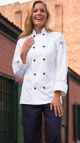 408 Barcelona Chef Coat